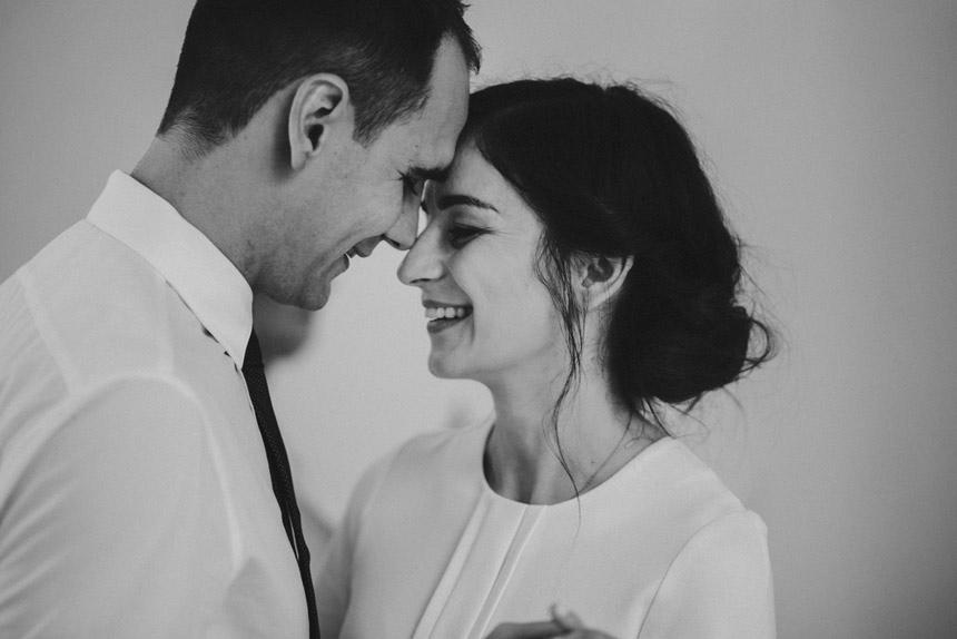 Ania i Thomas - repotaż ślubny