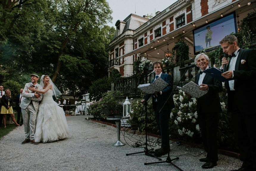 Ślub Endorfina Foksal