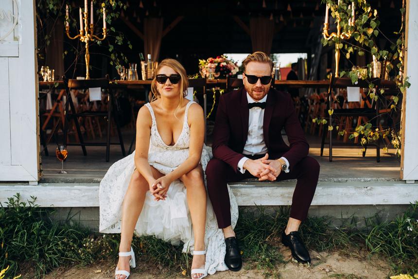 Barn Wedding - Dom w Przepitkach